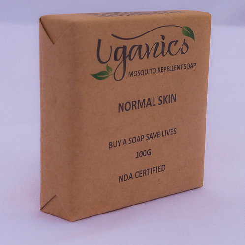 Uganics Normal Skin Mosquito Repellent Soap
