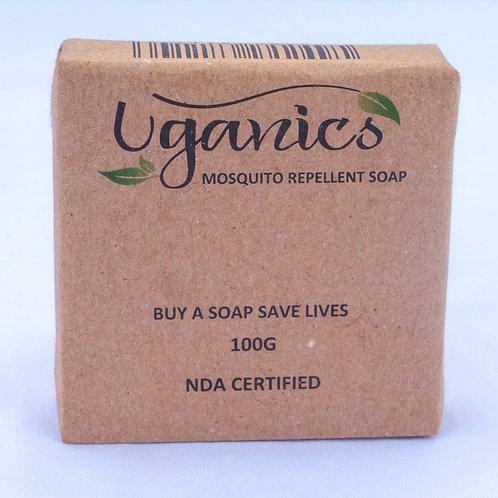 Uganics Repellents Community Bar Soap
