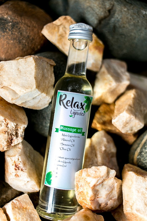 Uganics Massage Oil Repellent