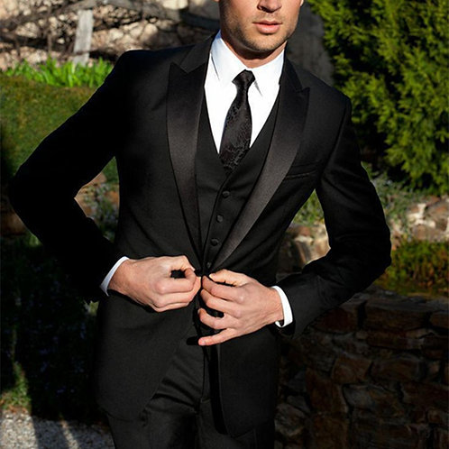 Tuxedos for Men Wedding Suits Prom Formal Bridegroom Suit