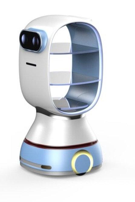 Hotel Restaurant Food Service Waiter Humanoid Smart Robot