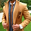 Thumbnail: CustomSuits,Tailored Casual Men Suits Weave Hounds Tooth Check,Only One Jacket