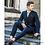 Thumbnail: Tuxedo Wedding Suits for Men Slim Fit Tuxedos (Jacket+Pants)
