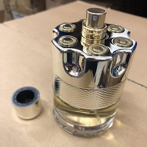 Fragrance Long Lasting Fresh Man Parfum Natural Male Bullet Spray Bottle Glass