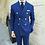 Thumbnail: Men Casual Groom Tuxedo Classic Costume Mariage Homme Custom Made Blazer
