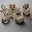 Thumbnail: Tiara Inspired Clear Stones Ring