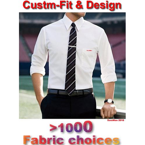 Long Sleeve Mens Dress Shirt Wedding Men Chemise Homme Manche Longue De Luxe
