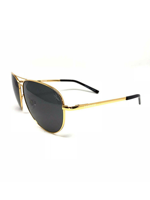Titanium Aviator Sunglasses - TITAN - 24K GOLD Plated