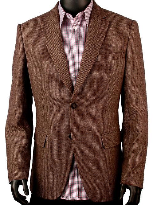 Made Causal Blazer,Slim Fit Tweed Men Suit Jacket  Veste Homme Costume Luxe