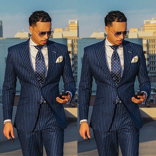 Slim Business Suits Dinner Suits Groom Wear Peaky Blinders 2Piece(Jacket+Pants)