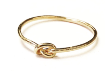 Shelby Love Knot Ring