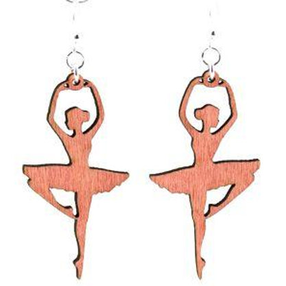 Ballerina Earrings # 1385