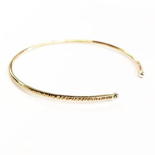 Cassie Textured Cuff Bracelets