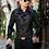 Thumbnail: Transparent Mens Dress Shirts See Trough Sexy Club Party Prom Social Shirt