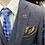 Thumbnail: Groomsman Custom Men Suits for Wedding Traje Hombre Jacket Pant Vest