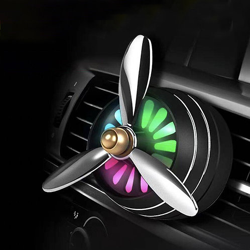Auto Vent Outlet Perfume Clip Fresh Aromatherapy Fragrance Atmosphere Light