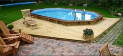 aménagements piscine