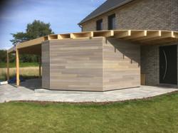 carport ossature bois
