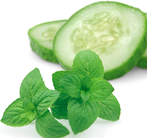 *Cucumber Mint Body Butter (available in Spring/Summer)