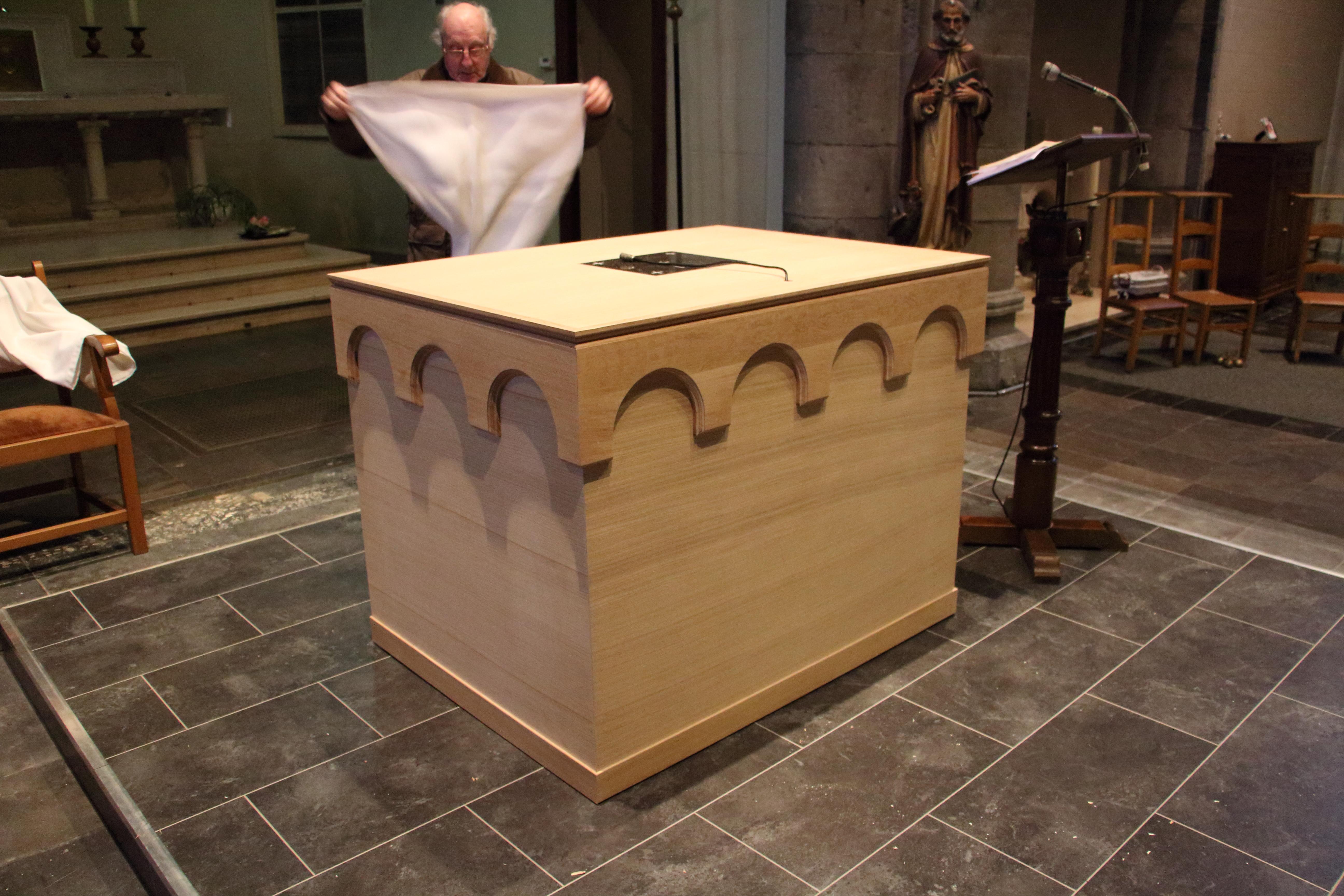 autel d'eglise