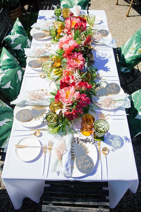 decoración flores bodas, centros de flores boda, flores para bodas,centro de boda tropicales, centro de flores tropicales, deco flores tropicales