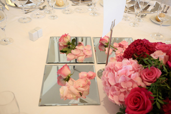 Claves para decorar una boda