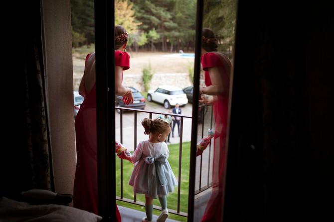 Niños en bodas: esos pequeños gran protagonistas
