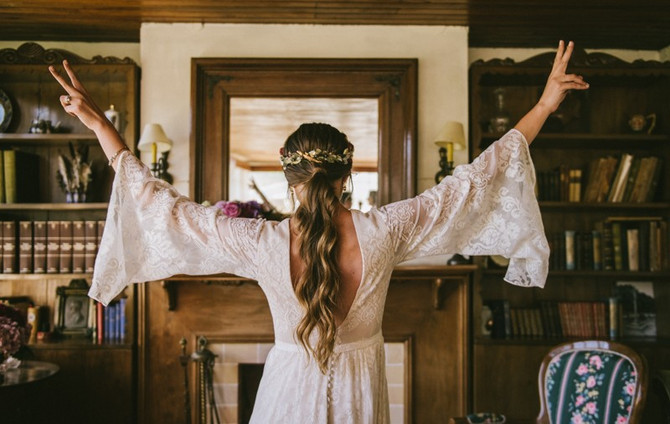 El vestido de novia: esa gran elección
