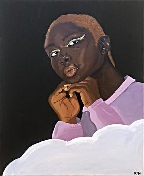 Portrait of Toyin Salau