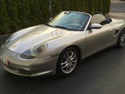 SOLD. 2003 Porsche Boxter
