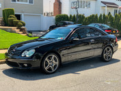 2003 Mercedes-Benz CLK55 AMG