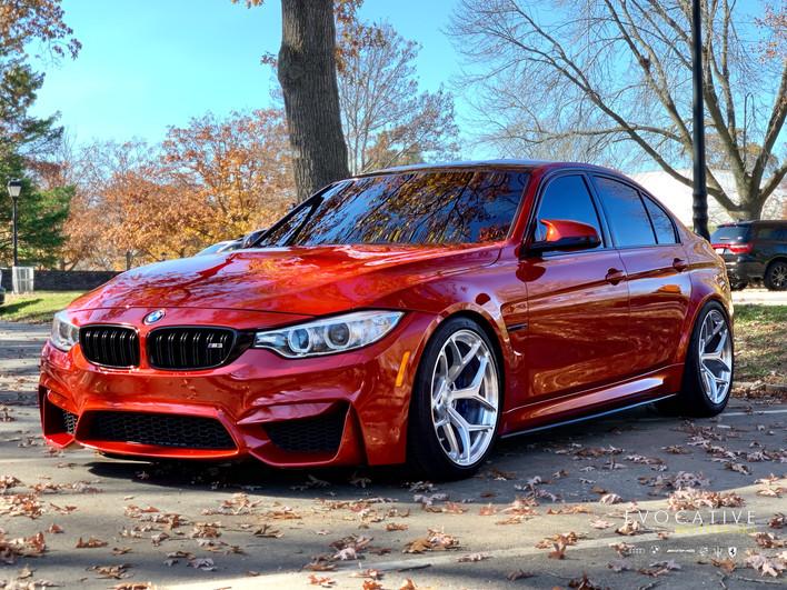 SOLD!   2017 BMW M3