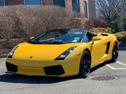 SOLD! 2006 Lamborghini Gallardo Spyder