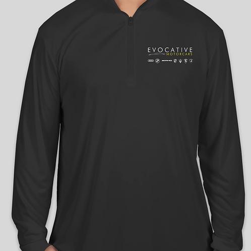 Performance Quarter Zip Shirt