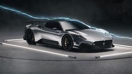 Maserati MC20 ARIA CARBON AERO KIT