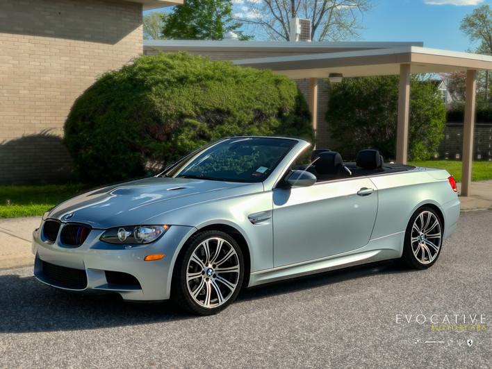 SOLD! 6spd manual BMW M3