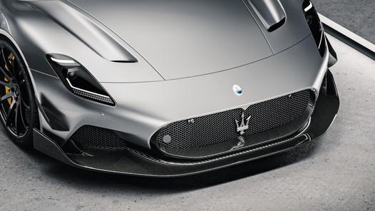 Maserati MC20 ARIA Carbon by 7 Designs @ 7 Design House