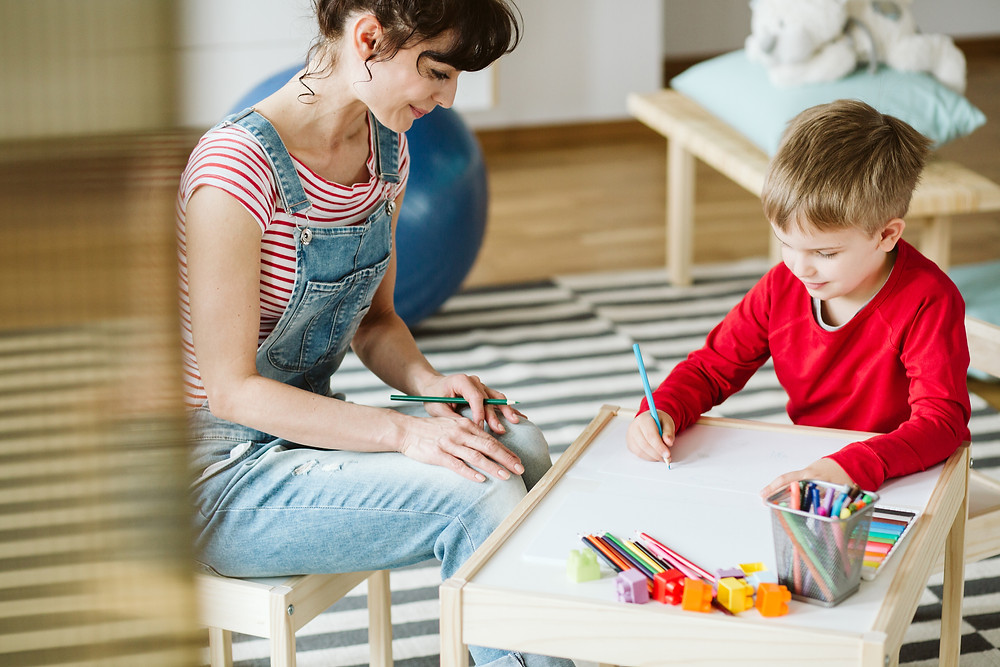 HOW CAN OT HELP WITH HANDWRITING DIFFICULTIES