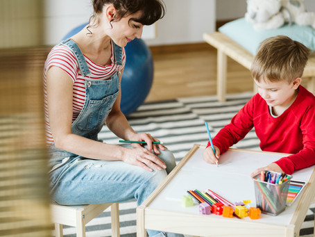 How Can OT Help with Handwriting Difficulties?