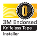 3M Endorsed Knifeless Tape Installer