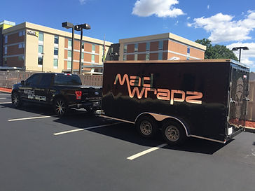 Mad Wrapz Vehicle Wrap