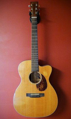 Martin OMC-16E Koa Acoustic