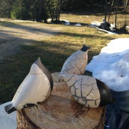raku céramique haut jura sigillée