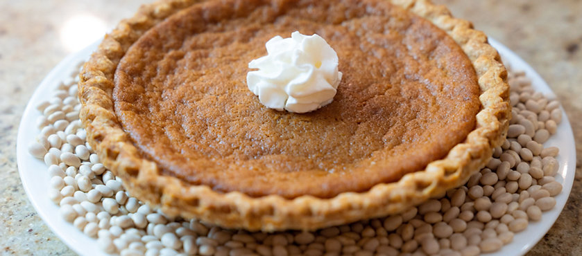 "8"" Supreme Bean Pie"