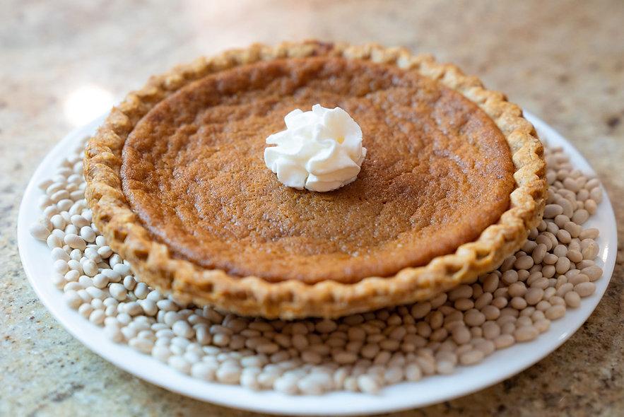 "8"" Supreme Bean Pie (PICKUP CHICAGO)"
