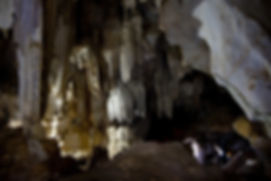 ถ้ำเอราวัณ หรือ ถ้ำเทพพิทักษ์ จังหวัดลพบุรี