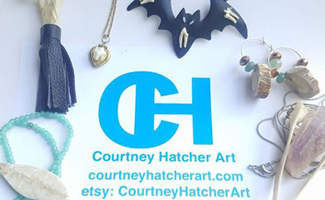Courtney Hatcher Art is in Canada