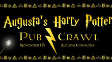 Augusta's First Harry Potter Pub Crawl