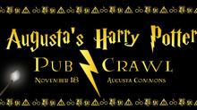 Augusta's First Harry Potter Pub Crawl