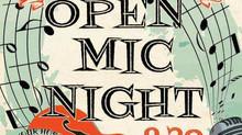 Open Mic Night in Augusta, GA